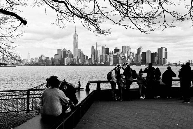 New York B&W 11