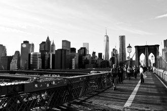New York B&W 14