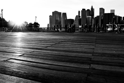 New York B&W 16