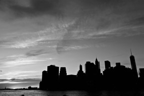 New York B&W 18