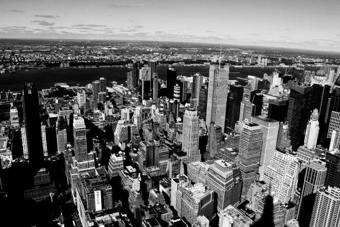 New York B&W 20