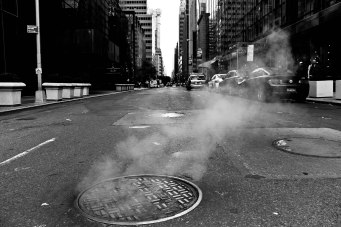 New York B&W 3