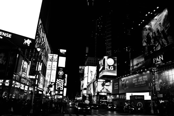 New York B&W 4